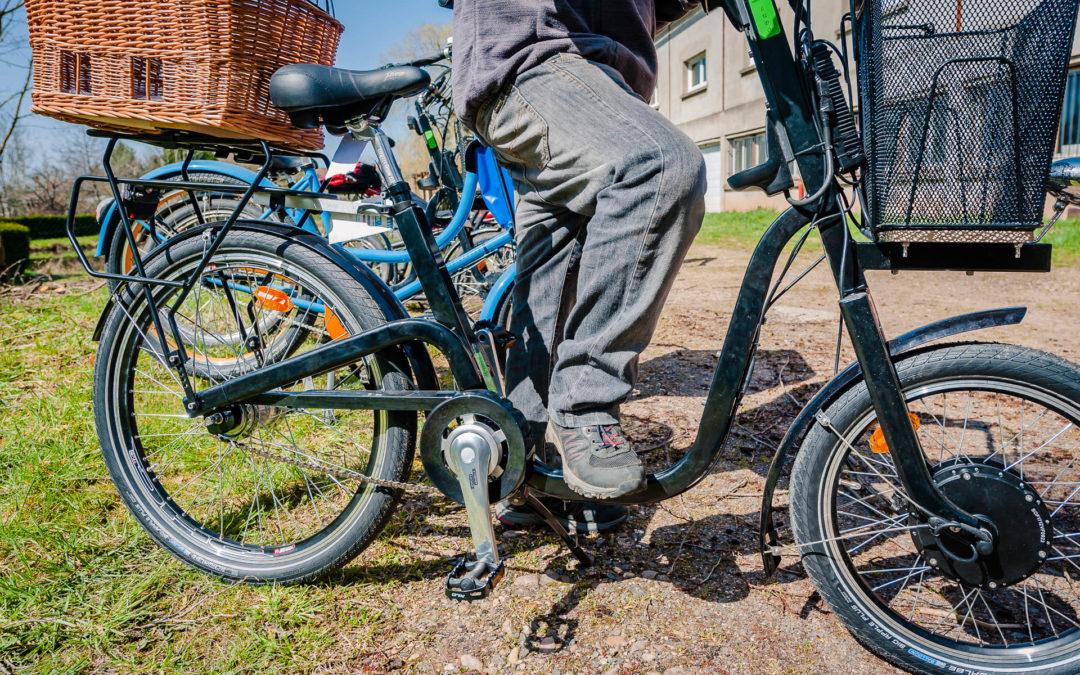 Choisissez un vélo fabriqué en France dans les Vosges