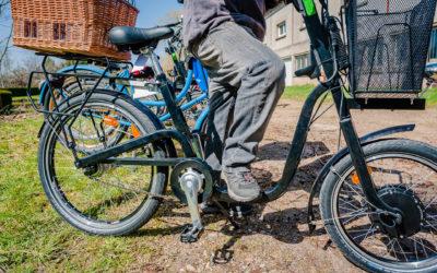 Vélo électrique à Nancy