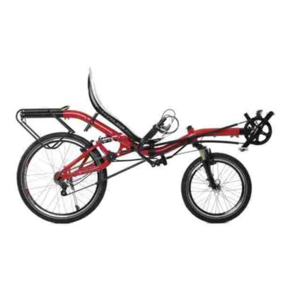 vélo semi-couché