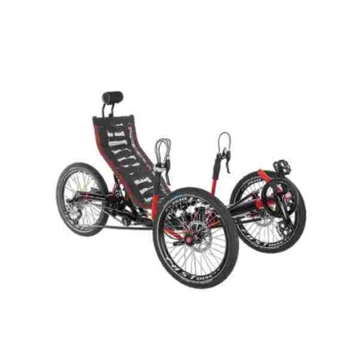 tricycle couché