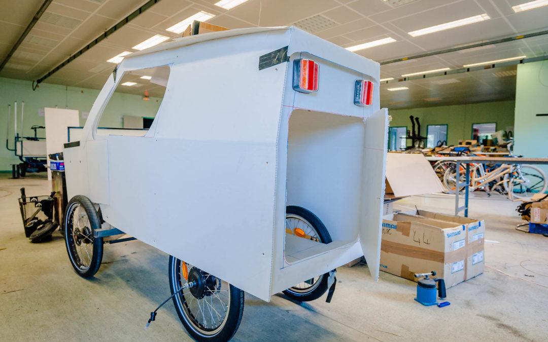 Vélo mobile en Meurthe-et-Moselle