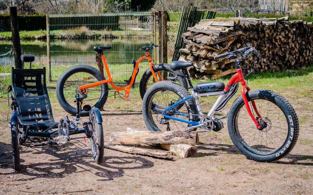 Fabricant de vélos en Lorraine